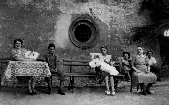 Fam.Forni -Cast.di Zena 1944