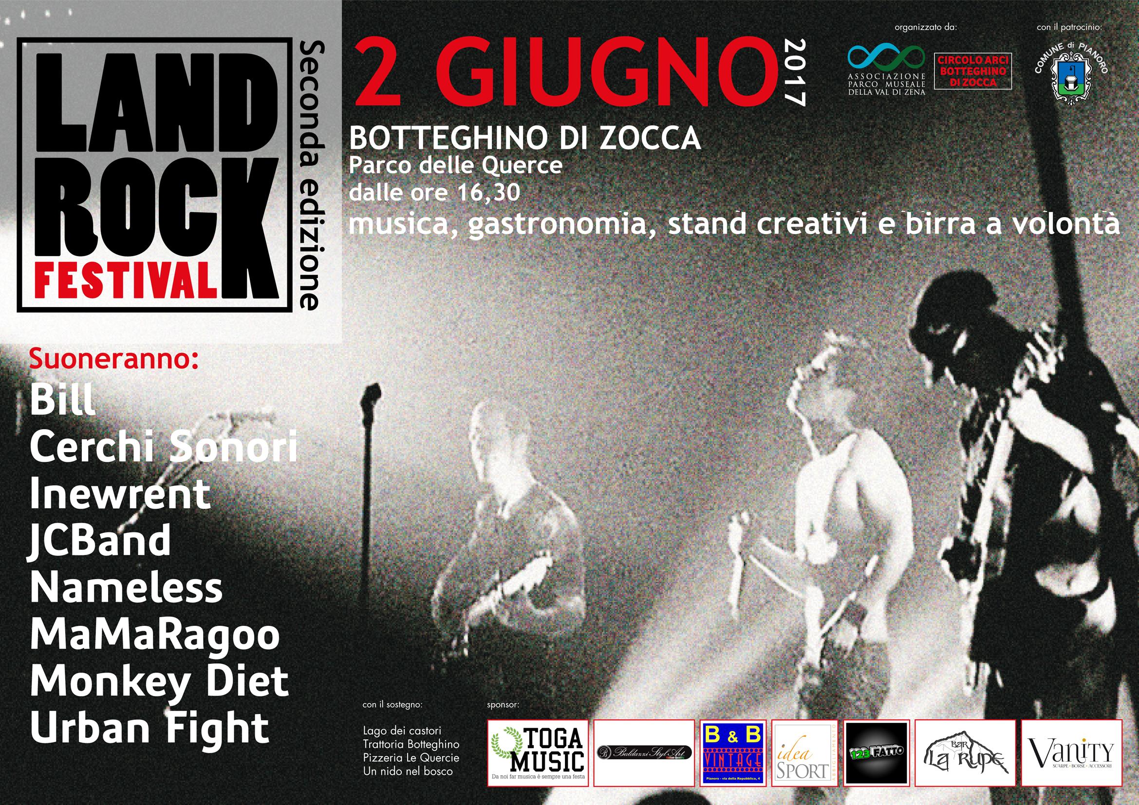 Land Rock Festival