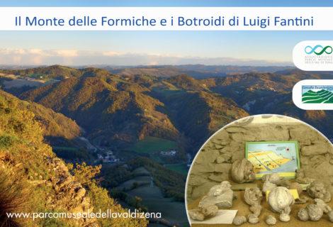 TREK 8 Ottobre 2017 Il Monte delle Formiche e il Museo dei Botroidi