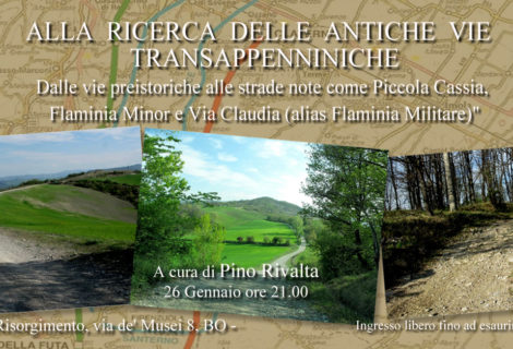 Flaminia Minor e dintorni…..