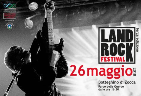 Land Rock 3° edizione – 26 maggio 2018