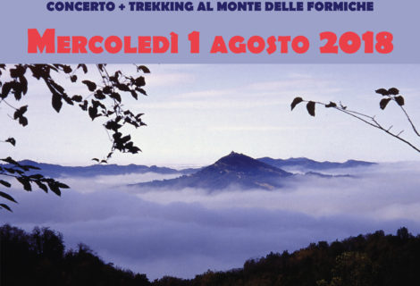 01/08/2018 Festa del Monte delle Formiche