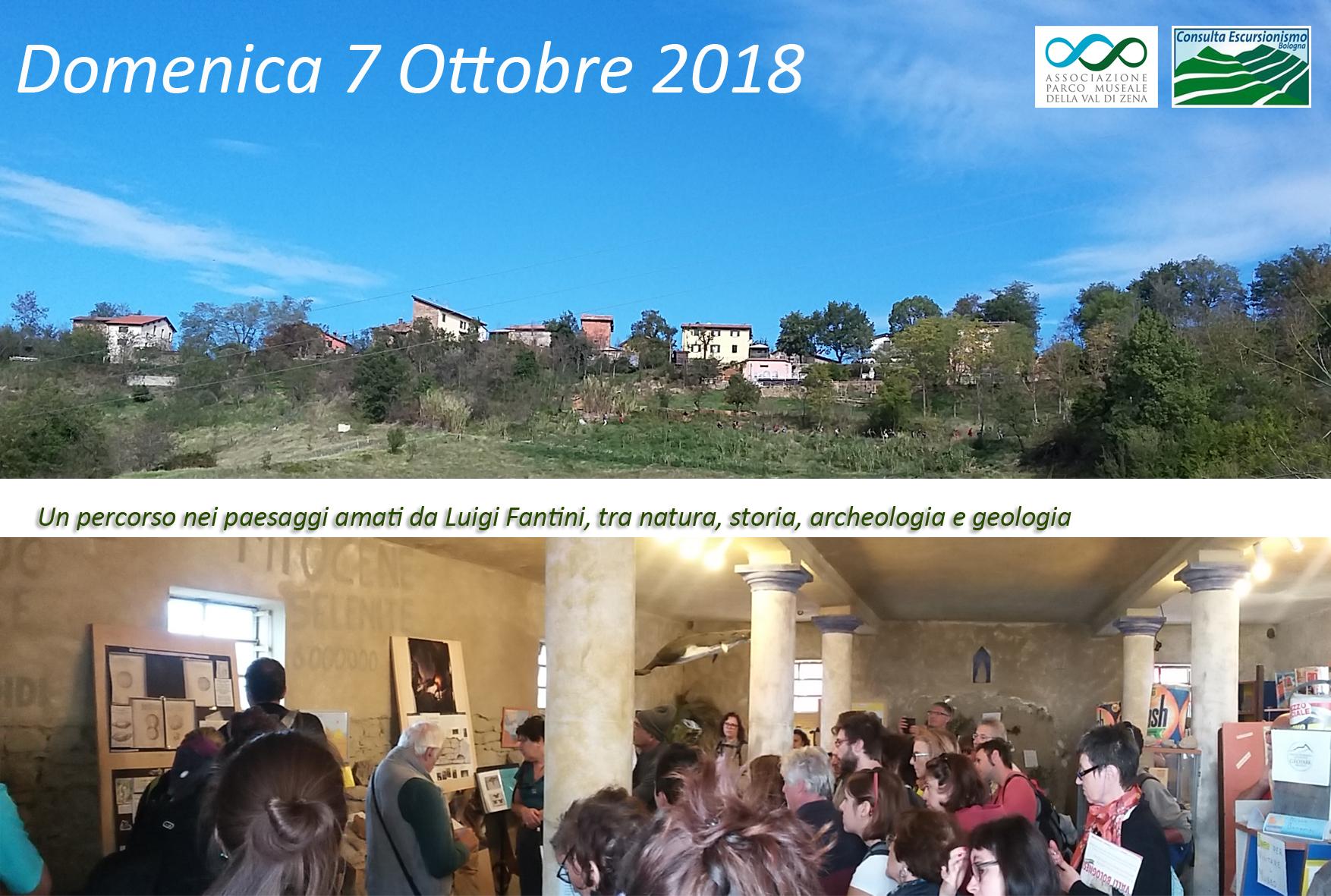 TREK 7 Ottobre 2018 Il Monte delle Formiche e il Museo dei Botroidi