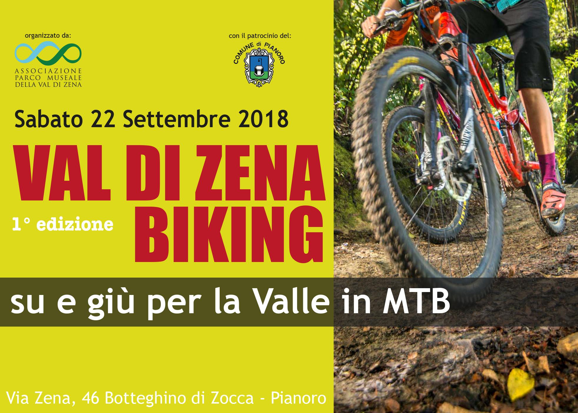 23/09/2018 VAL DI ZENA BIKING