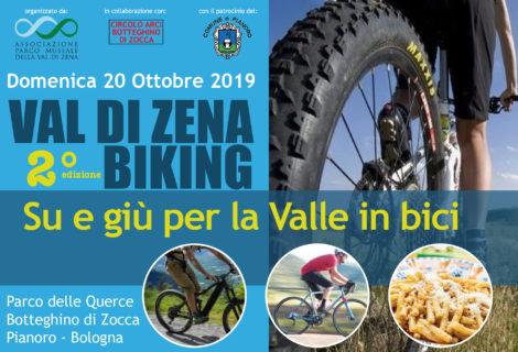 20 Ottobre 2019 VAL DI ZENA BIKING 2° edizione
