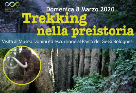 Domenica 8 Mar – Trekking nella Preistoria